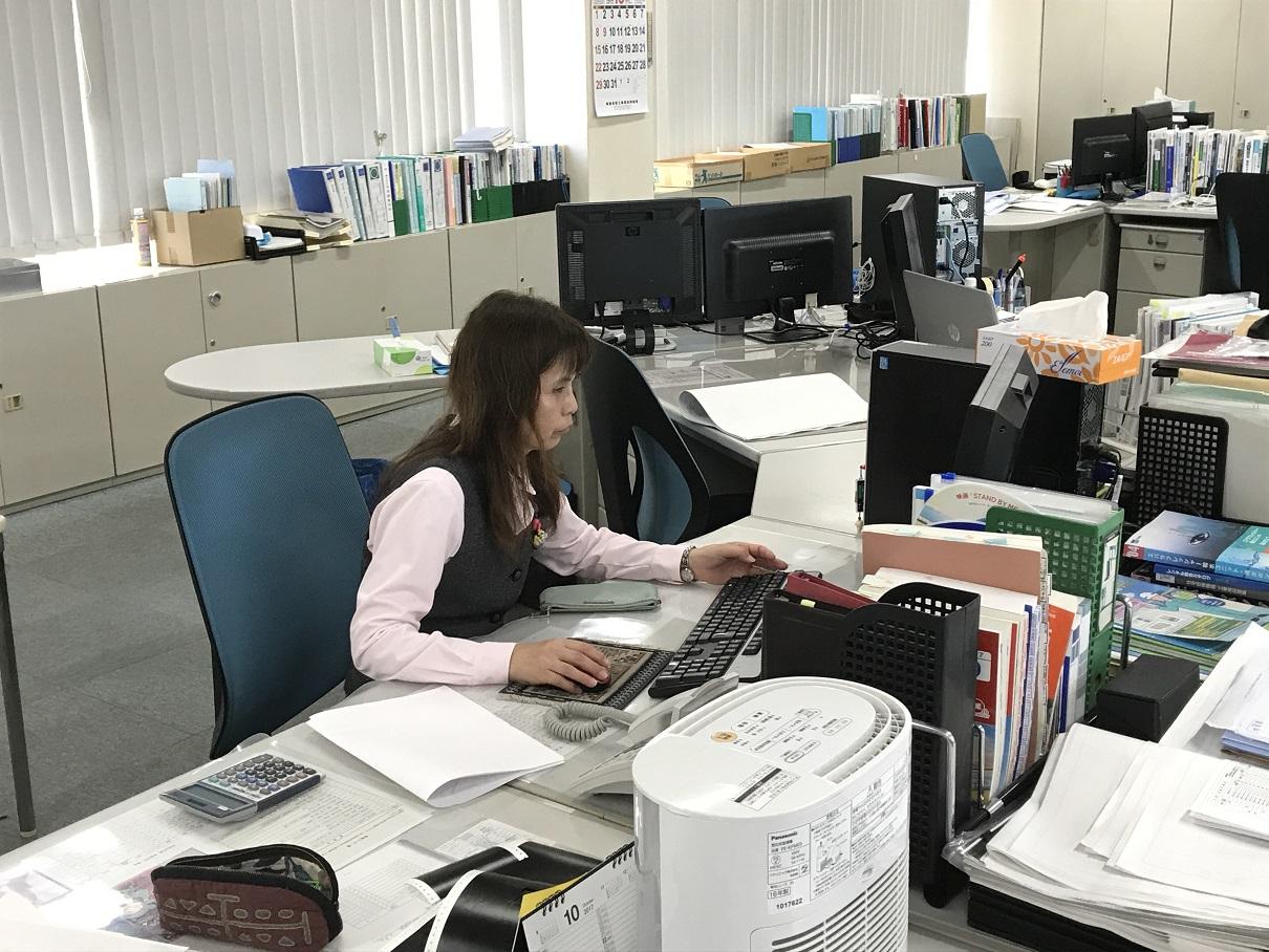 【総合事務職】機械設備工事のおける見積書の作成ならびに各種申請業務(既卒者、中途採用)イメージ